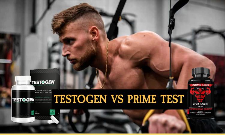 Testogen Vs Prime Labs Prime Test