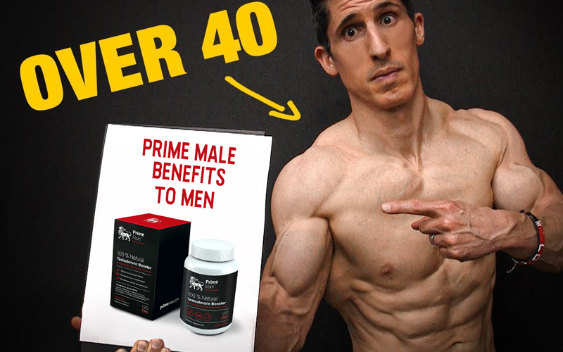 Prime Male Benefits to Men Over 40