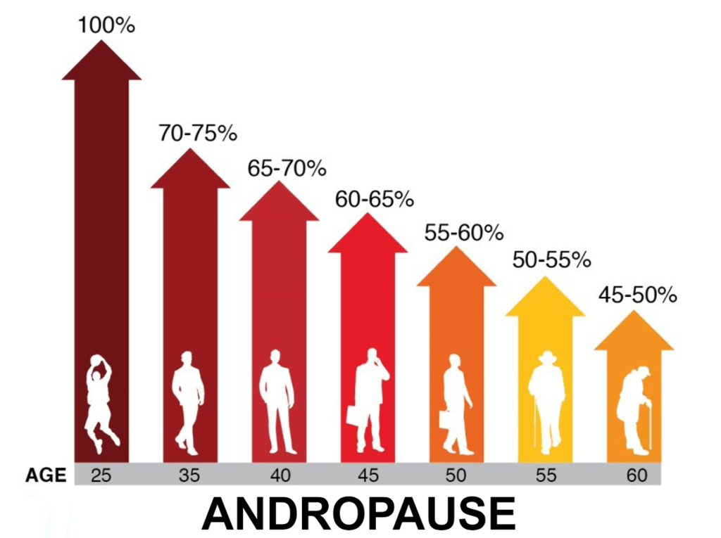 Andropause Graph